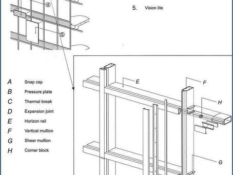 The difference between Aluminium Facade vs Aluminium Curtain Wall.