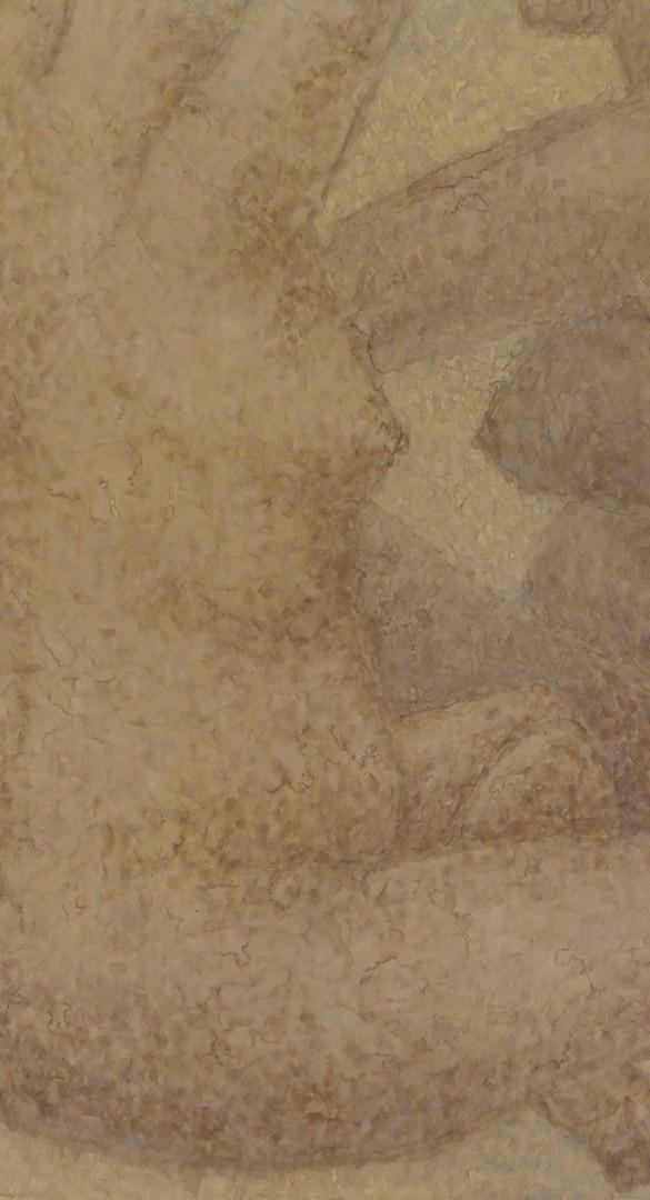 「人体」の日本画作品