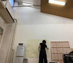 学部制作室風景