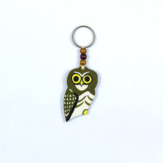 Forest Owlet Keychain - WRCS