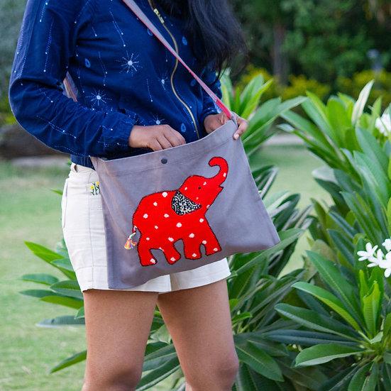 Elephant Sling Bag - WRCS