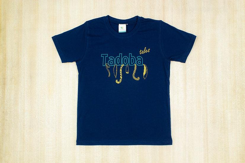 Tadoba Tales, Kids T-shirt