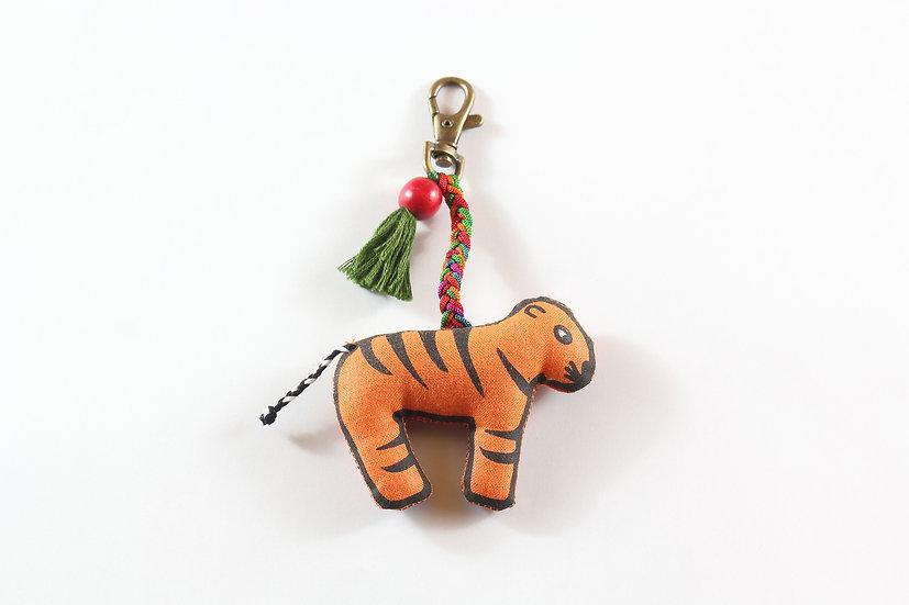 Tipu, the Tiger Charm