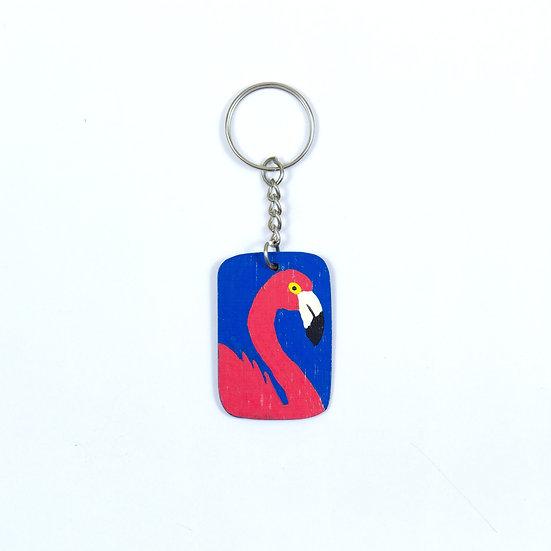 Flamingo Keychain - WRCS