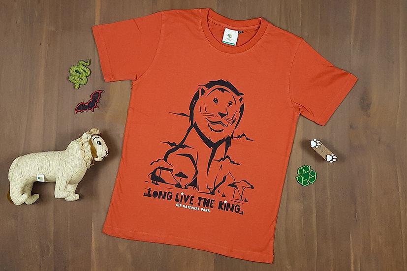 Lion: Long Live the King, Kids T-shirt