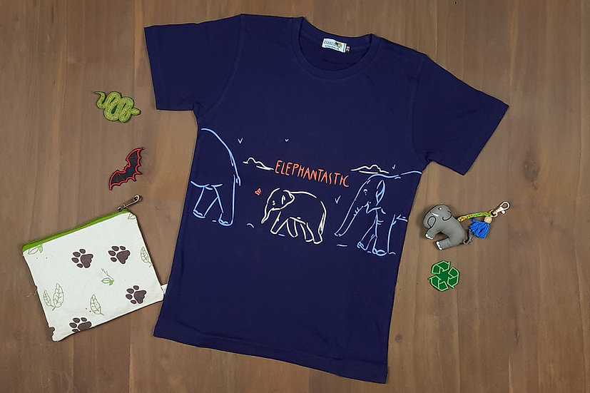 Elephantastic, Kids T-shirt