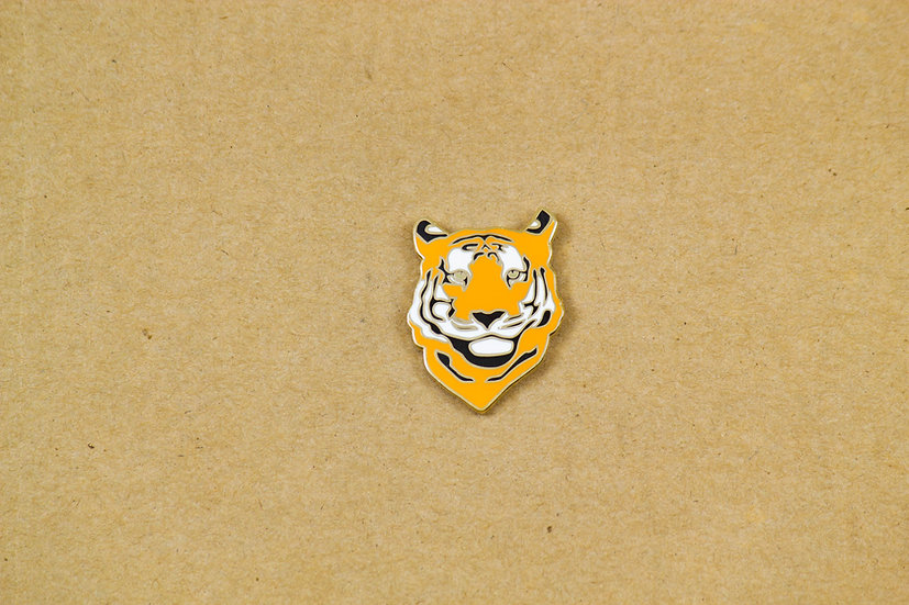 Bengal Tiger Lapel Pin