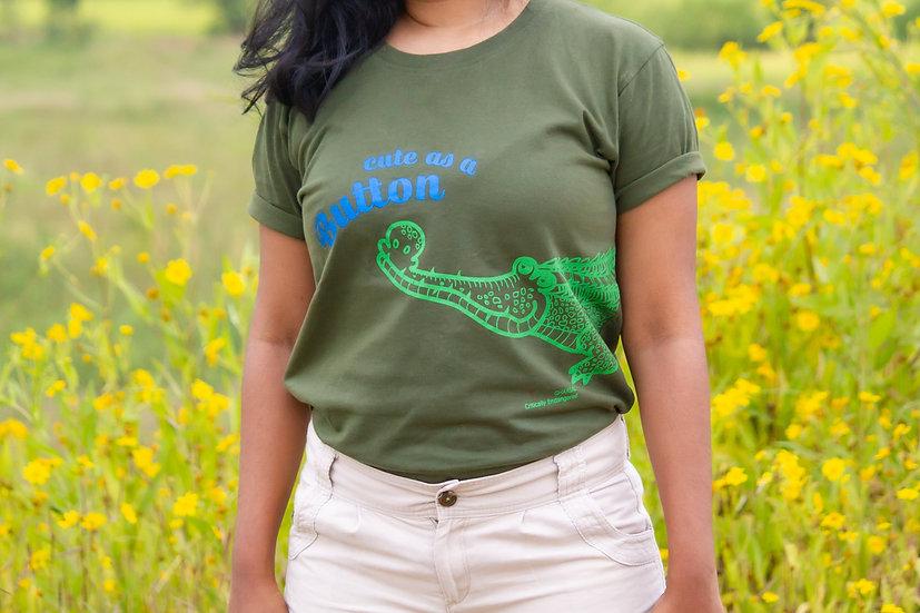 Gharial T-shirt (SALE)