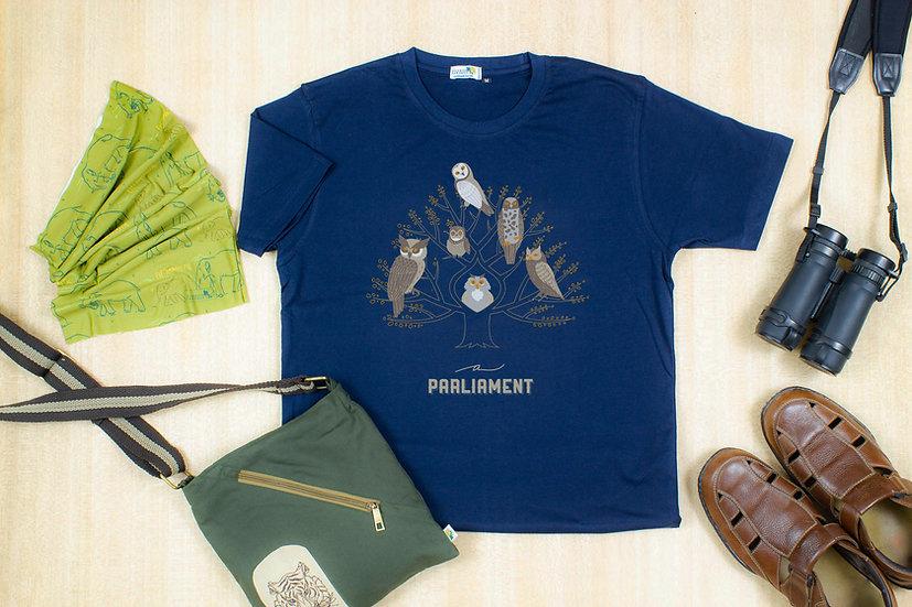 A Parliament of Owls T-shirt
