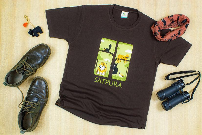 Satpura, T-shirt