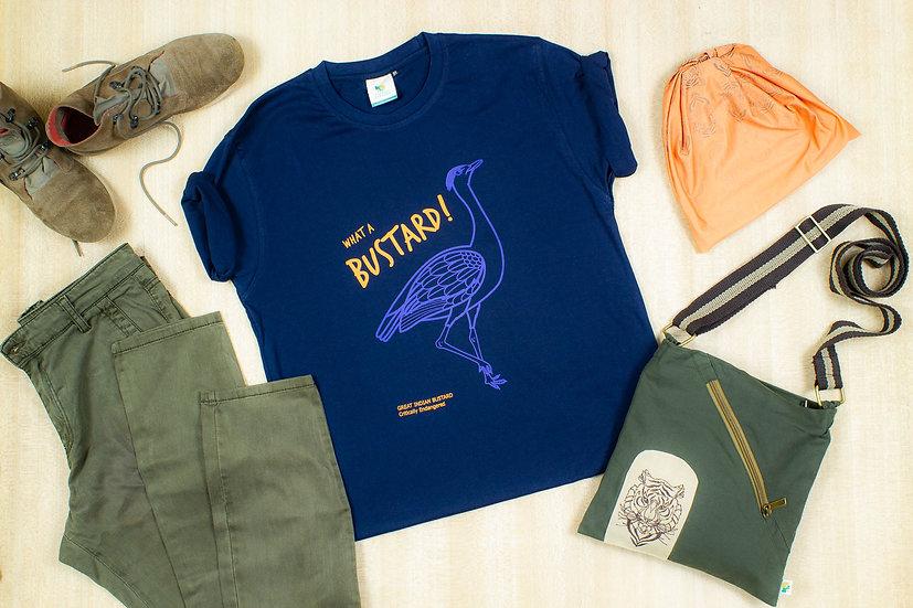Great Indian Bustard T-shirt