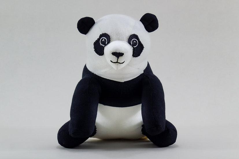 PanPan, the Sitting Panda