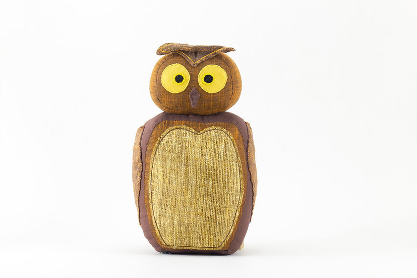 Brij, the Brown Fish Owl