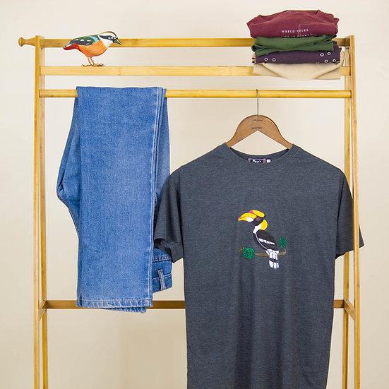 Painted Hornbill T-shirt