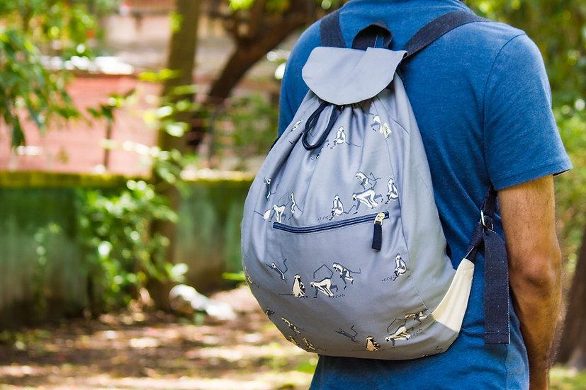 Grey Langur Backpack