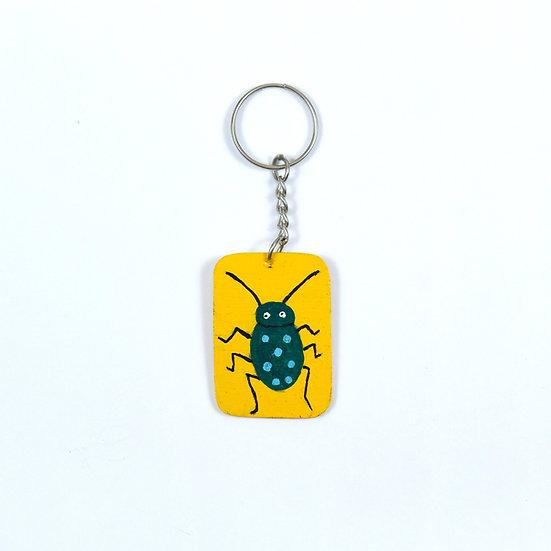 Jewel Bug Keychain - WRCS