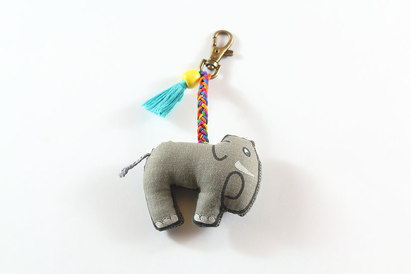 Eshaan, the Elephant Charm