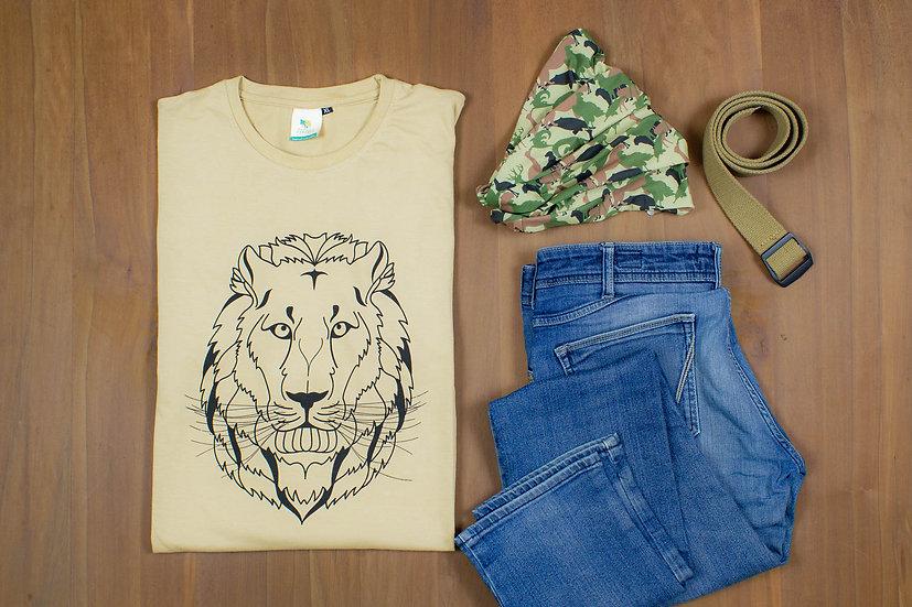 Lion Face, T-shirt