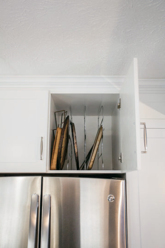 After-Metal Tray divider