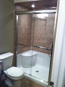 Alternative Shower Design