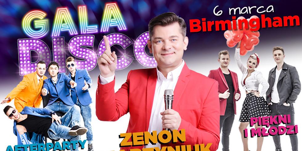 Gala Disco Polo w Birmingham - zaprasza Chata Polska