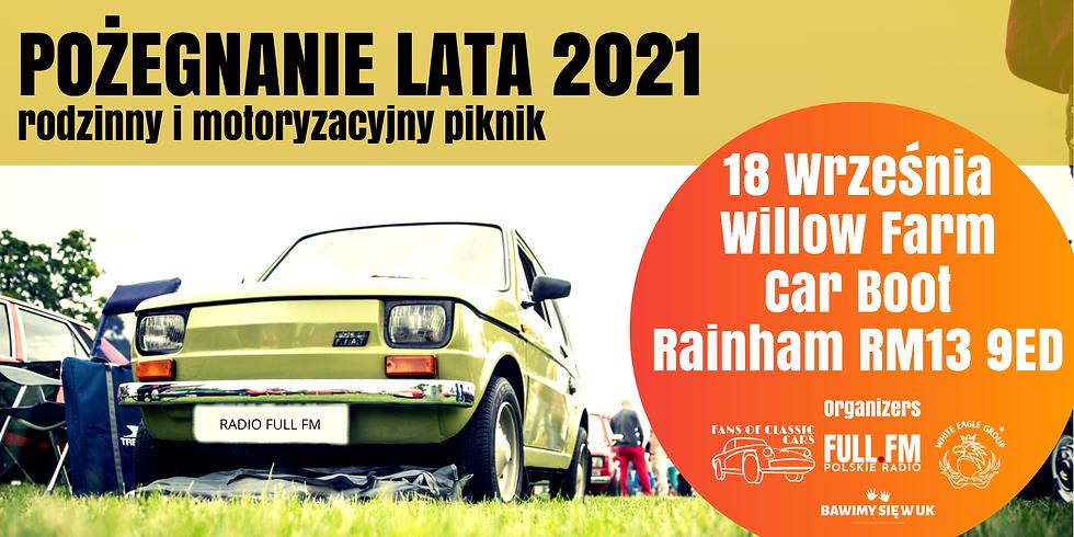 Pożegnanie lata 2021!