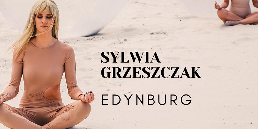 Sylwia Grzeszczak w Edynburgu