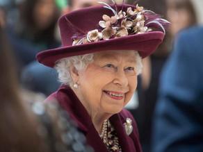 95 urodziny Królowej!
