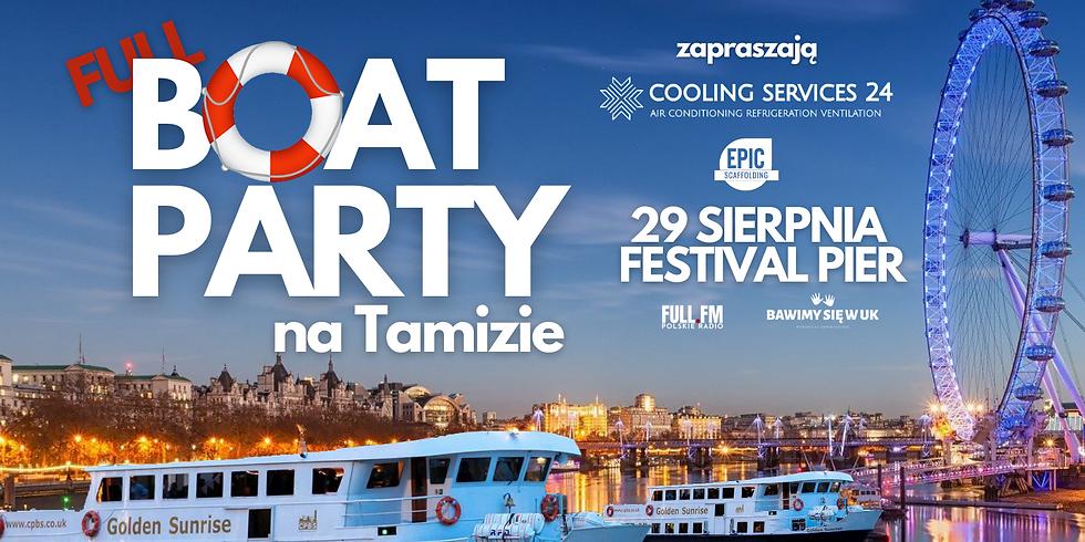 Full Boat Party na Tamizie!