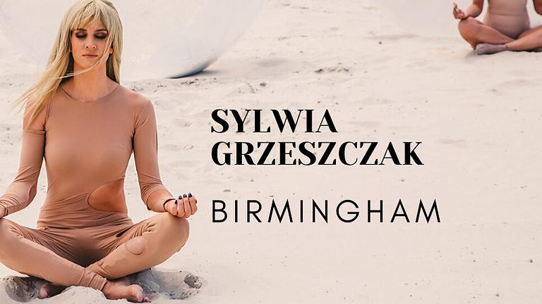 Sylwia Grzeszczak w Birmingham