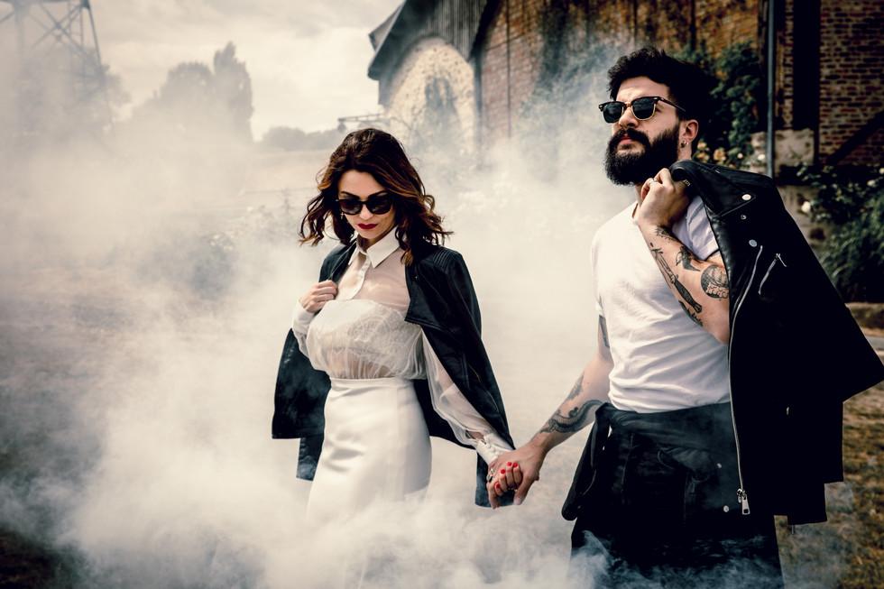 bride rock wedding vincent demey photogr