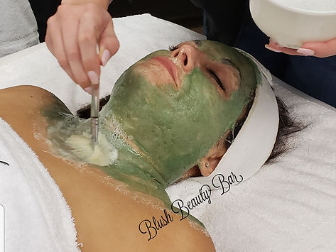 muscle banding, enzyme facial, DMK lakeway tx, facial spa, facial near me