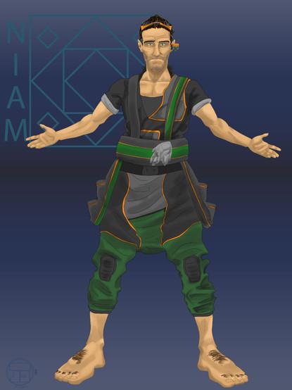 Niam (Original Character)