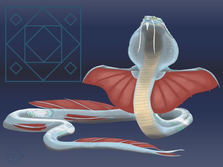 Ancient Dragon (Original Character)
