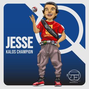 Jesse Kalos Trainer