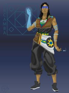 Ercamba (Original Character)