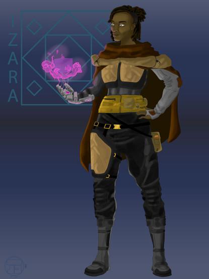 Izara (Original Character)