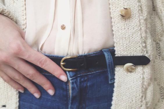 Pantalones apretados (Y camisas que amenzan con estallar)