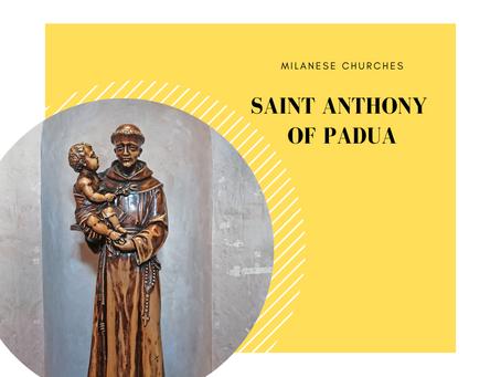 Saint Anthony of Padua - Franciscan miraculous Saint!