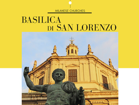 Basilica San Lorenzo: touristic and local attraction