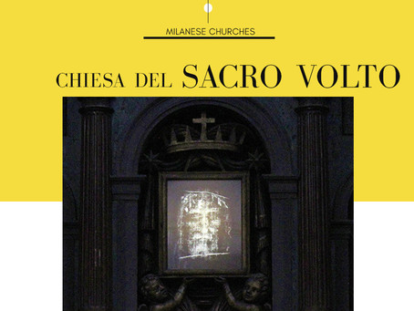 Chiesa del Sacro Volto - Church of the Holy Face in Milan