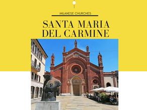 Chiesa di Santa Maria del Carmine Milano