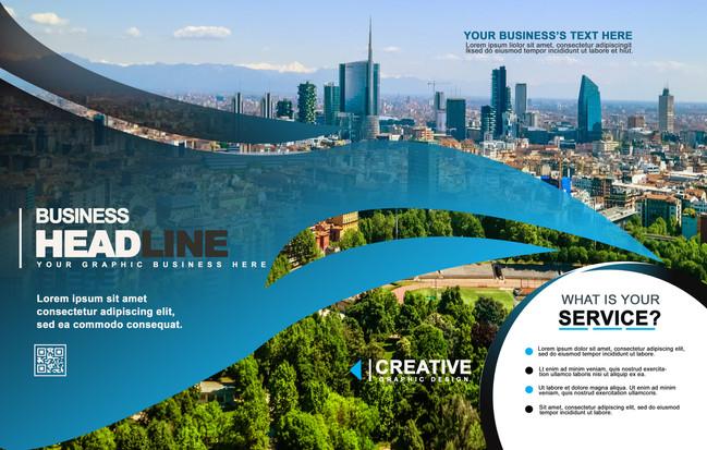 Bi fold brochure- Georgiana-Tufeanu-grap