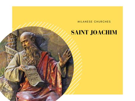 Saint Joachim - Virgin Mary's father