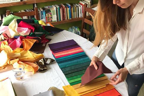 Analisi colore, Psicologia del colore, Linguaggio del colore, Consulente del Colore, Abbinamenti Colore