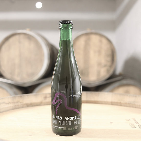 X-mas Anormali - Barrelaged Sour Red Ale - 37,5cl - 1 styk