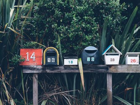 Månadens nyhetsbrev nu i er mailbox