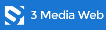 Just the logo for the 3 Media Web company