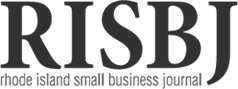 Just the logo for the Rhode Island Small Business Journal