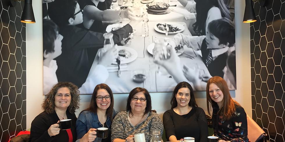 APRIL: Coffee, Conversation & Connection